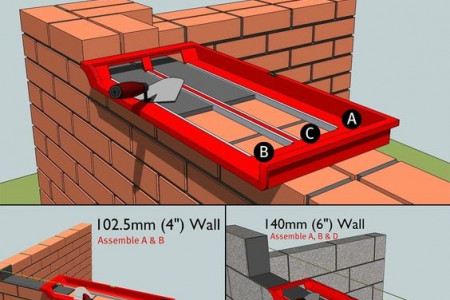 Short Bricklaying Courses Infographic