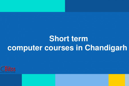 Short term computer courses in Chandigarh  Infographic