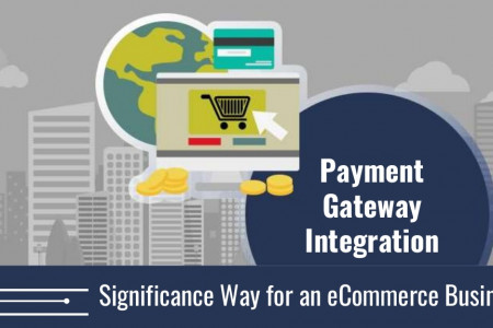 Significance of Payment Gateway Integration for an eCommerce Business Infographic