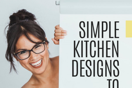 Simple Kitchen Designs To Hide Your Boiler Infographic