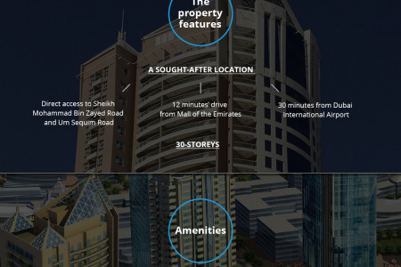 Siraj Tower gets off to a great start Infographic