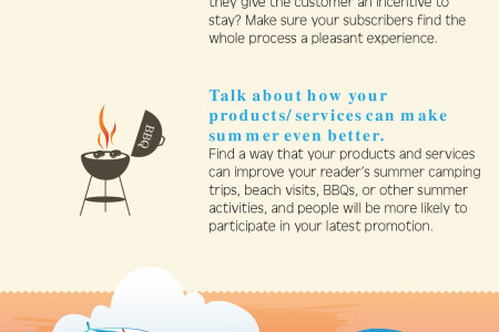 Sizzle this Summer with Email Marketing! Infographic