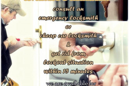 Skilled and licensed locksmith in Aventura Infographic