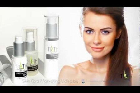 Skin Care Marketing Video By Illumination Consulting For Tilth Beauty Infographic