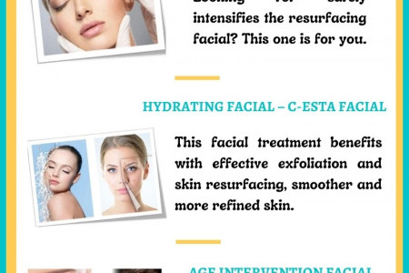 Skin treatment Flower Mound: 5 best facials to try  Infographic