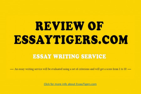 Slides-review of EssayTigers.com Infographic