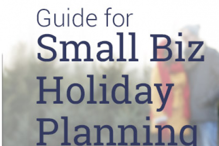 Small Business Holiday Planning Guide Infographic