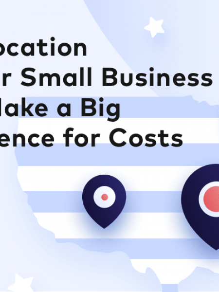 Small Business Location Can Impact Cost Infographic