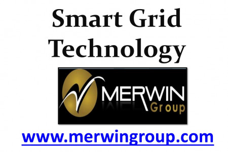 Smart Grid Technology - www.merwingroup.com Infographic