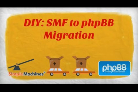 SMF to phpBB Migration  Infographic
