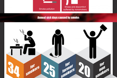 Smoking Cessation Wellness Program - The Freedom Quit Smoking System Infographic Infographic