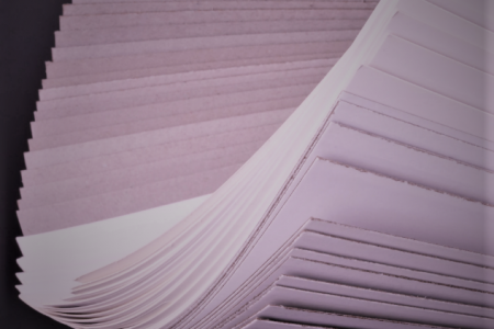 Smooth CardStock Cover Infographic