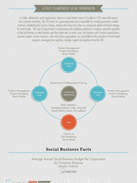 Social Business Imperative Infographic