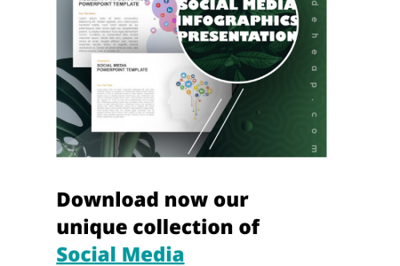 Social Media Infographic Templates For Download  Infographic