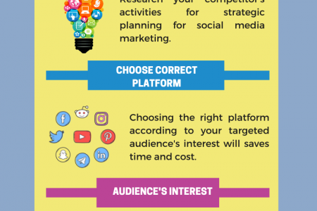 Social Media Marketing Tips for the Businesses Infographic