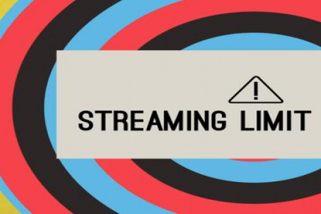 Social Streaming Revolution Infographic