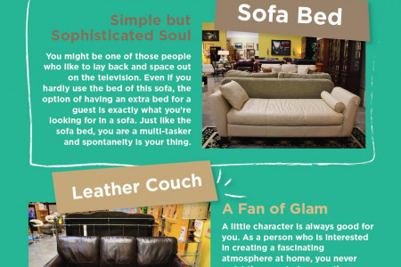 Sofa Psychology Infographic