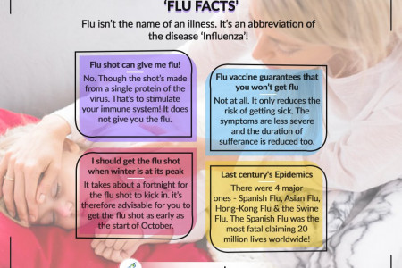 Some Flu Facts you must know! Infographic