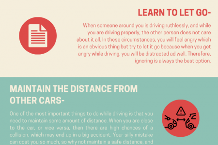Some skills that will surely help you in becoming a good driver Infographic