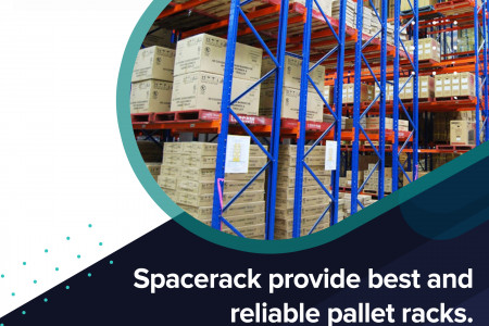 Space Rack Provides the Best and Most Reliable Pallet Racking Infographic