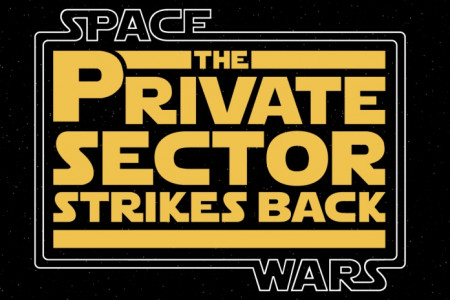 Space Wars: The Private Sector Strikes Back Infographic