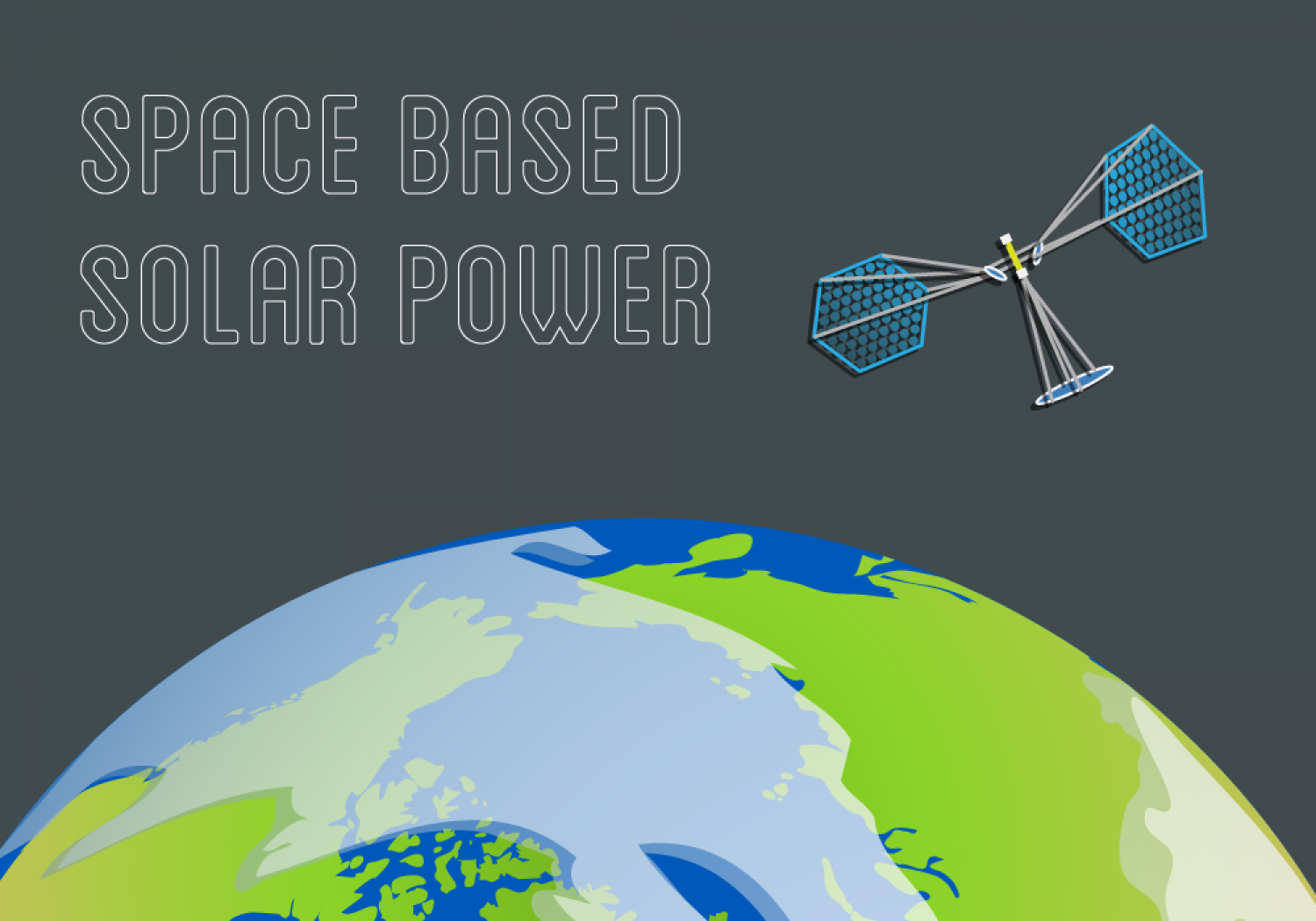 Space-Based Solar Power Infographic