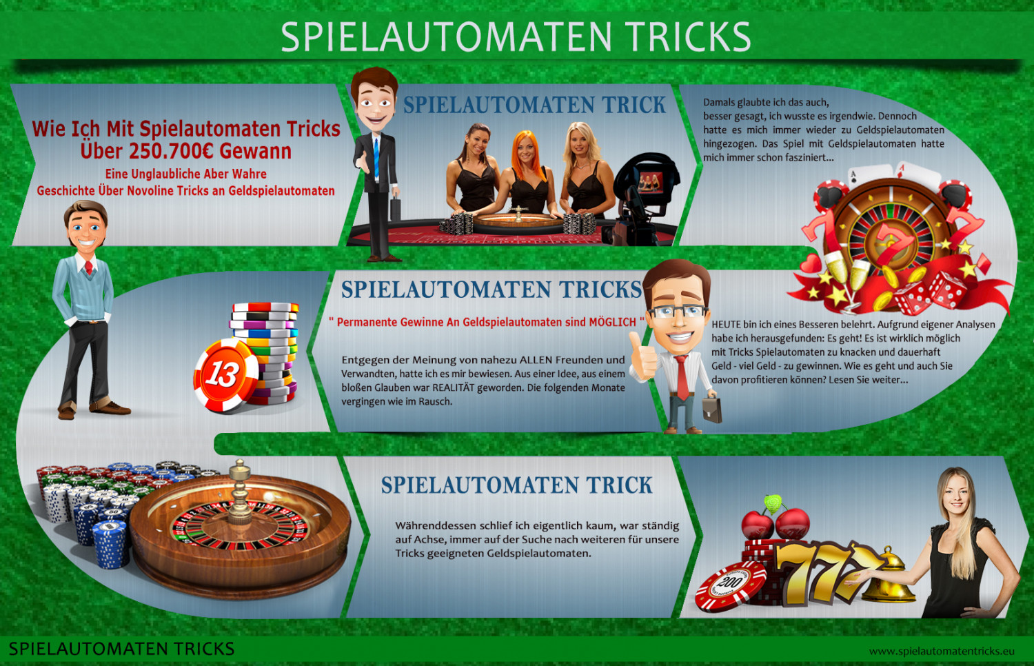 spielautomaten casino tricks