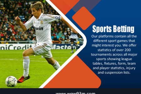 Sports Betting Malaysia Infographic