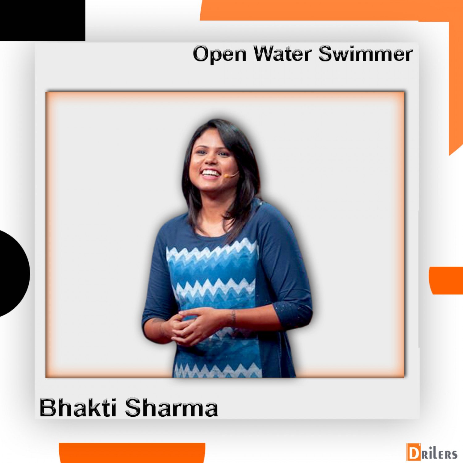 Sports Person In India Bhakti Sharma Infographic