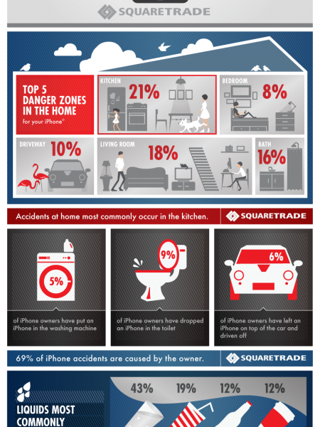 iPhone Home Study Infographic