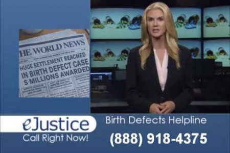 SSRI Birth Defects Lawsuit  Infographic