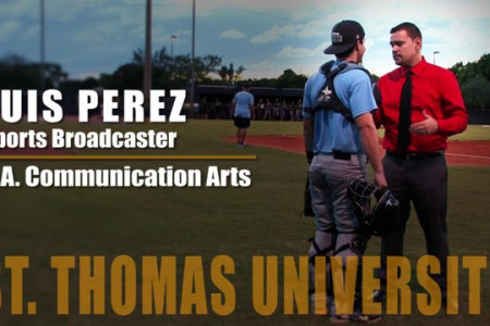 St. Thomas University Communications Programs Infographic