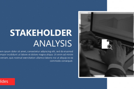 Stakeholder Analysis PowerPoint Template | Free Download Infographic