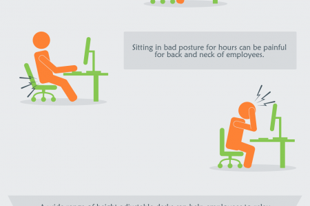 Stand Up for Healthy Work Life Infographic