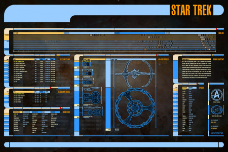 Star Trek Infographic