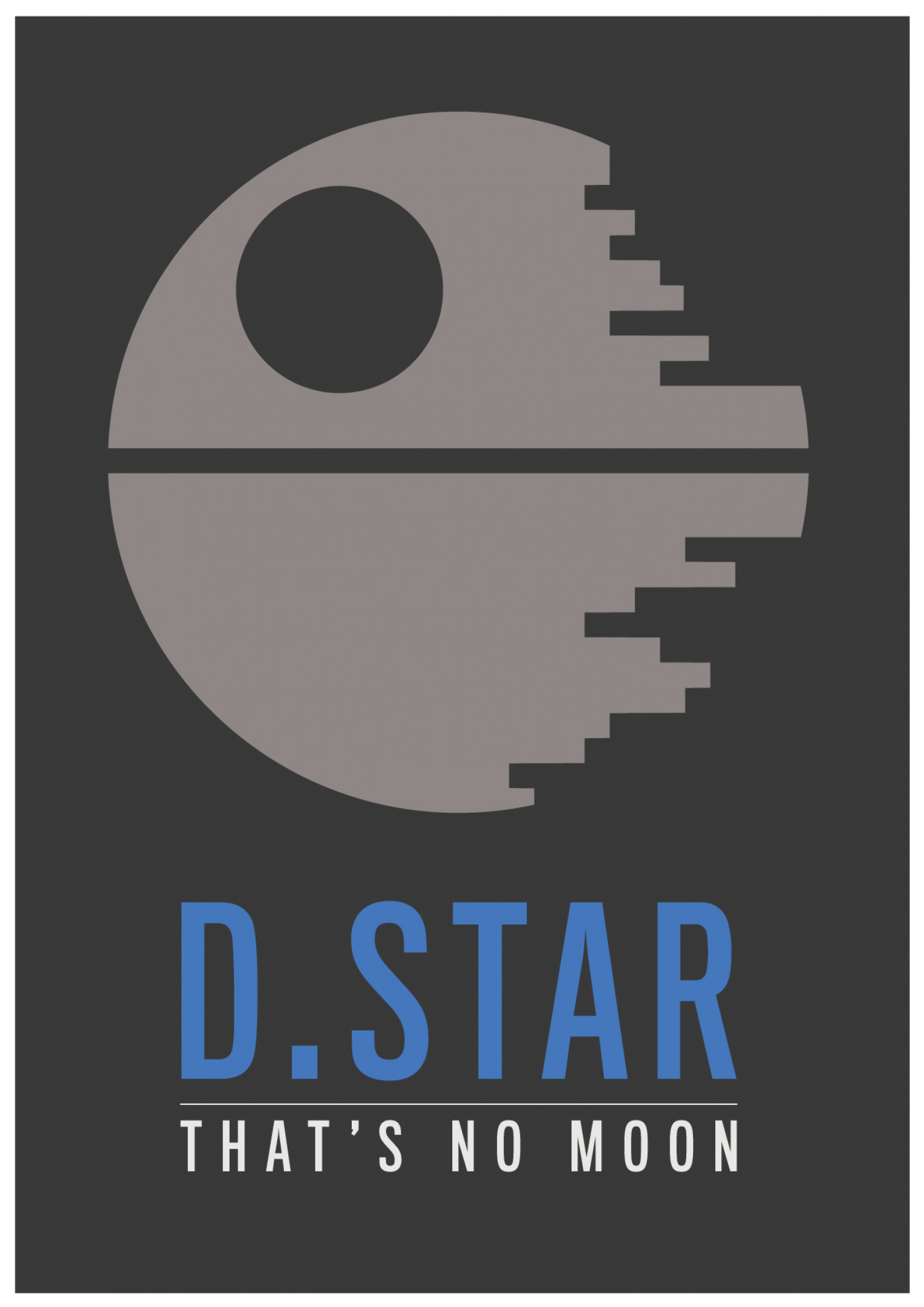 Star Wars Death Star 'That's no Moon!' Infographic
