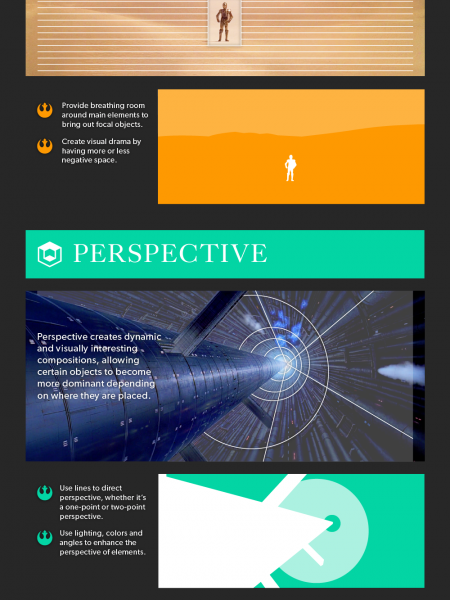 Star Wars: Design With The Force Infographic