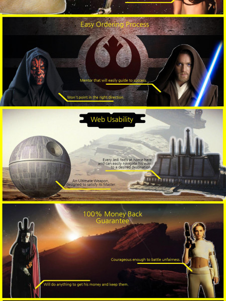 "Star Wars infographic ""do my homework"" special edition  Infographic"