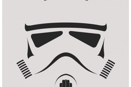 Star Wars Join the Corps Stormtrooper Infographic