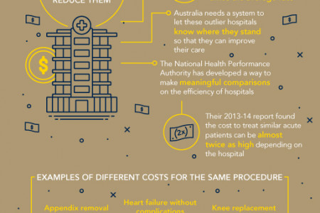 State Of Healthcare Funding Infographic