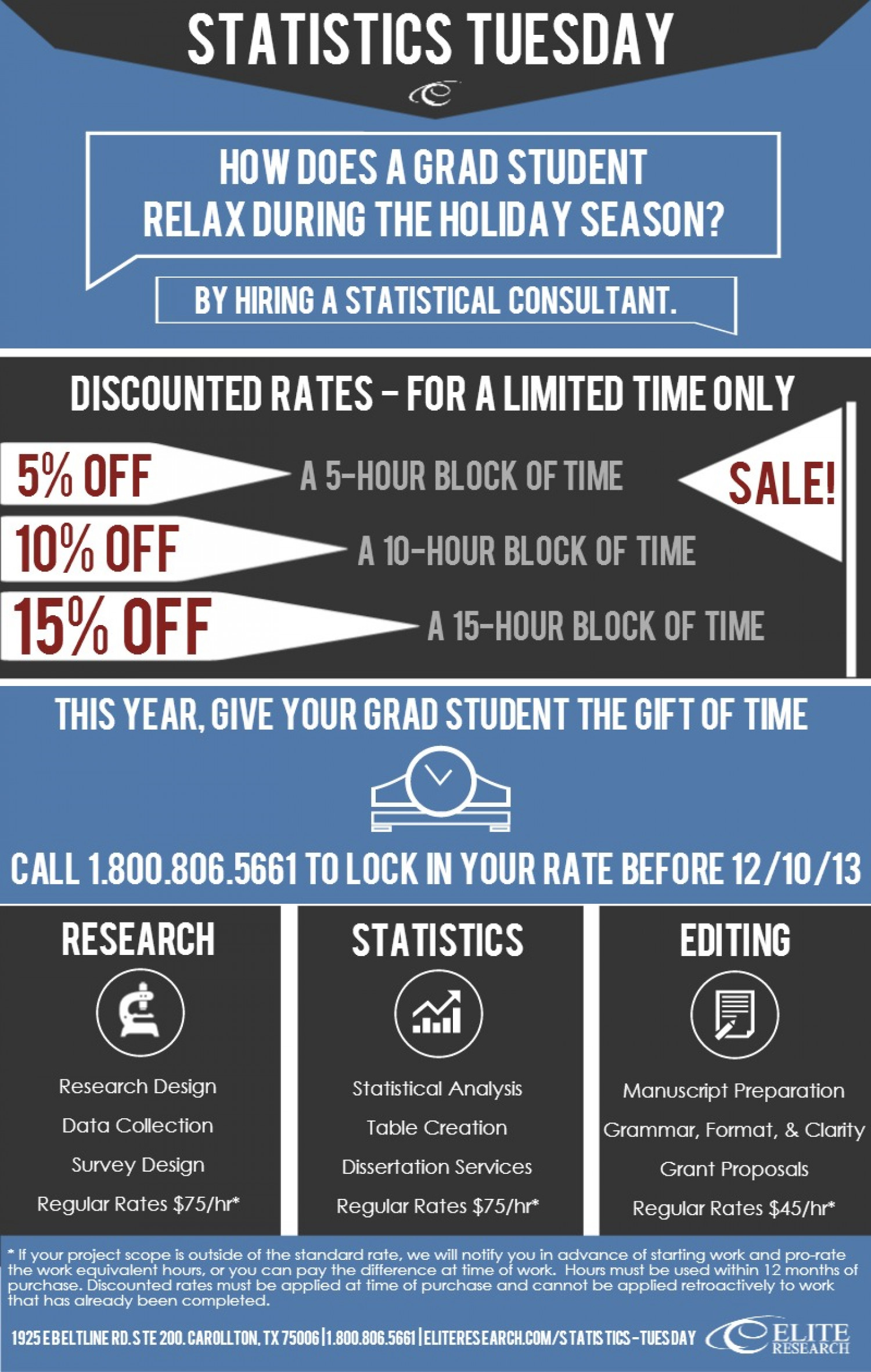 Statistics Tuesday Infographic
