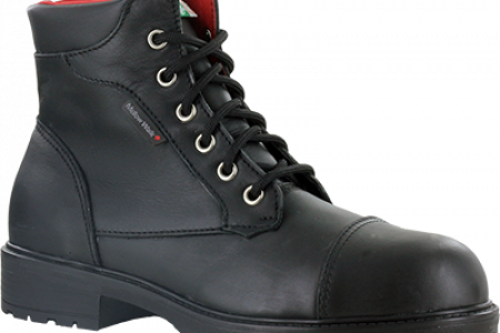 Steel toe shoes for women in Canada by Mellow Walk Infographic