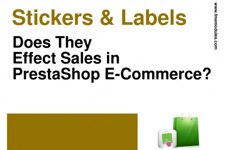 Sticker and Labels Addon by FMEModules Infographic
