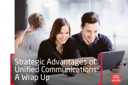 Strategic Advantages of Unified Communications: A Wrap Up Infographic