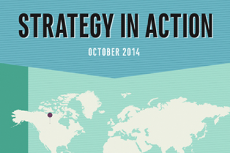Strategy in Action Infographic