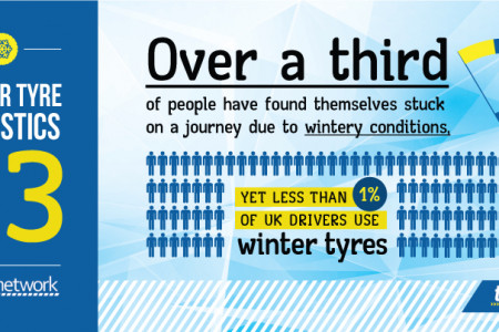 Stuck During Winter Infographic