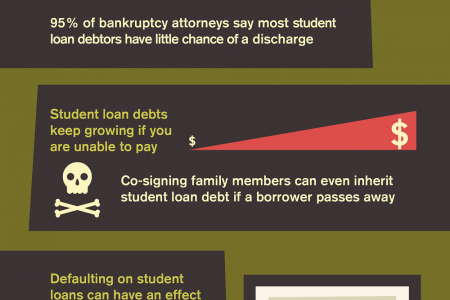 Student Loan Debt: The Next Major Economic Threat  Infographic