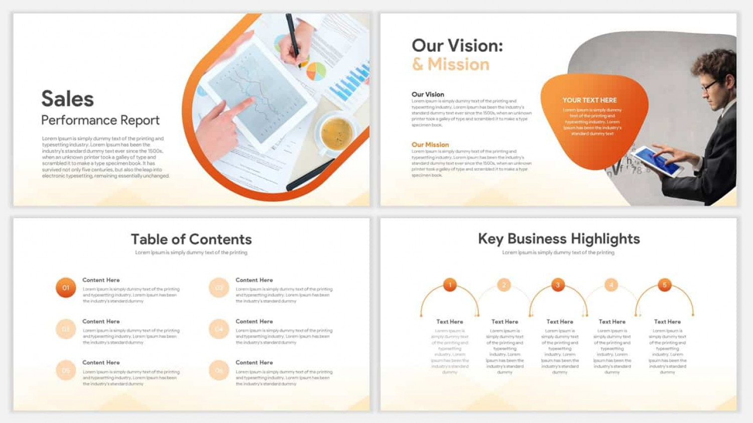 Stunning Professional Presentation Templates / Download Now!  Infographic