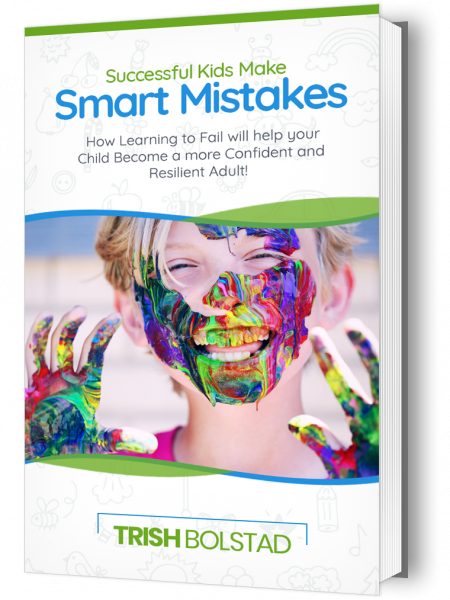 Successful Kids Make Smart Mistakes Infographic