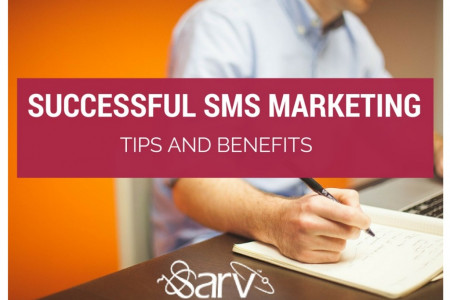 Successful SMS Marketing- Tips and Benefits  Infographic